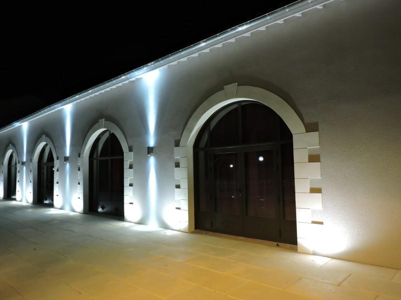 salle de Domaine Des Seigneurs